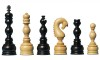 Regency Chessmen Eboni6 6  inch