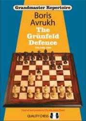 Grandmaster Repertoire 9 - The Grunfeld Defence Volume Two (hardcover)  by Boris Avrukh - Hardback
