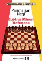 Grandmaster Repertoire - 1.e4 vs Minor Defences by Parimarjan Negi/Hardcower/